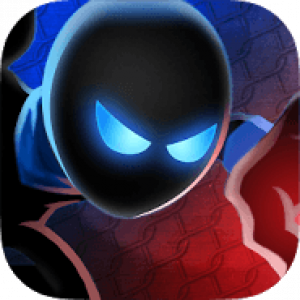 Постер Stickman Warriors:UFB Fighting