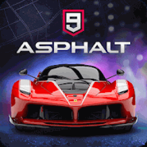 Постер Asphalt 9: Legends