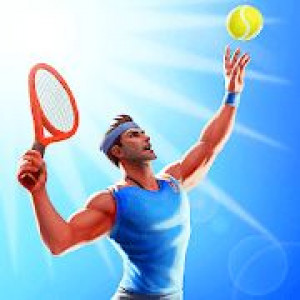 Постер Tennis Clash: 3D Sports - Free Multiplayer Games
