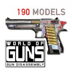 Постер World of Guns: Gun Disassembly