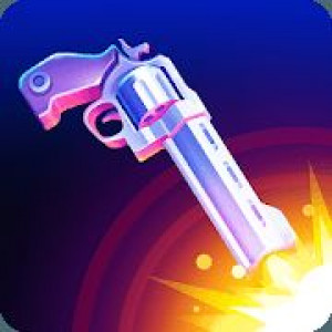 Постер Flip the Gun - Simulator Game