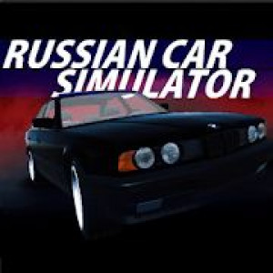 Постер RussianCar: Simulator