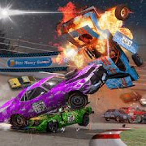 Постер Demolition Derby 3