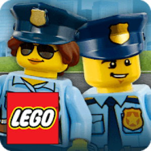 Постер LEGO City My City 2