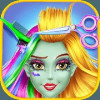 Салон красоты Monster - Monster Makeover &Dress Up