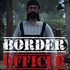 Постер Border Officer