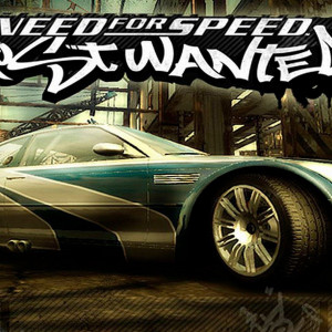 Постер NFS: Most Wanted 2005