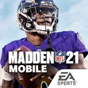 Постер Madden NFL 21 Mobile Football
