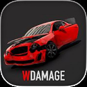 Постер WDAMAGE : Car Crash Engine