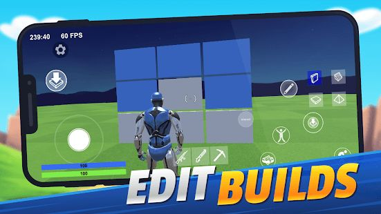 Изображение к игре 1v1.LOL - Online Building & Shooting Simulator