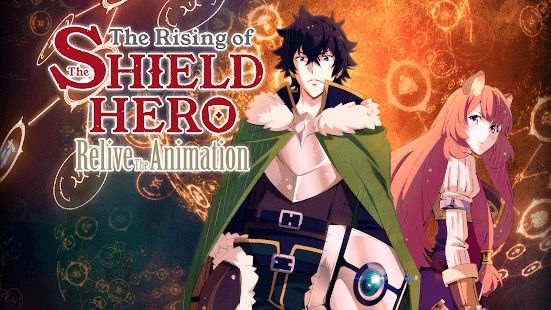 Изображение к игре The Rising of the Shield Hero Relive The Animation