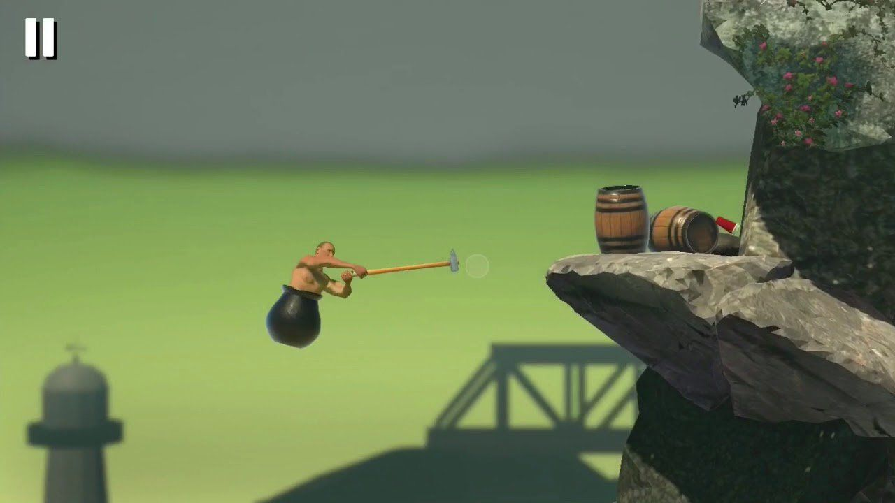 Изображение к игре Getting Over It with Bennett Foddy