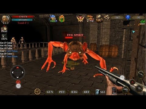 Изображение к игре Dungeon Shooter : The Forgotten Temple
